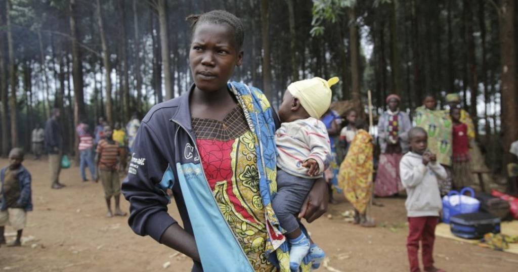 Number of displaced people passes 80 million in 2020 - UN