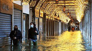 Venedig vor der Inbetriebnahme von MOSE