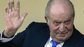 Ο πρώην βασιλιάς της Ισπανίας Χουάν Κάρλος