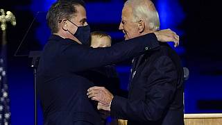 Hunter und Joe Biden (Archiv)