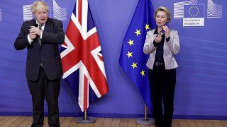BREXIT una cena  para salvar un acuerdo entre Londres y Bruselas