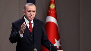 Erdoğan'ın 10 Aralık İnsan Hakları Günü mesajı