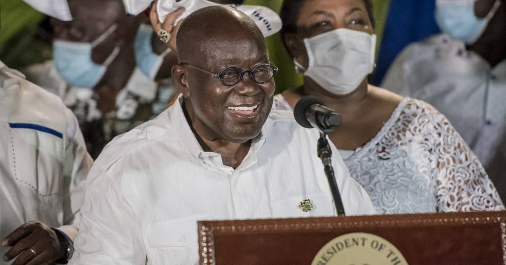 Ghana's Akufo-Addo re-elected as opposition rejects results