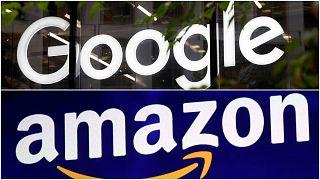 غوغل وأمازون