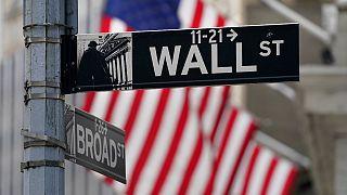 شارع المال في مدينة نيويورك