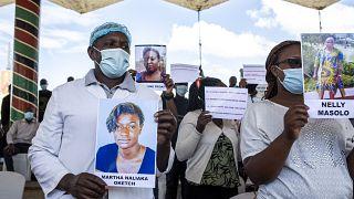 Des médecins kenyans réclament une meilleure protection anti-Covid19