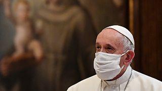 Papa Francis 'cennete girmek için artık koronavirüs aşısı sorulacak' dedi mi?