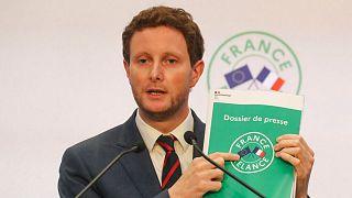 کلمان بون، وزیر مشاور در امور اروپایی فرانسه
