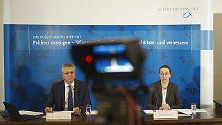 RKI-Brefing zur Corona-Lage in Deutschland