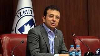 İBB Başkanı Ekrem İmamoğlu
