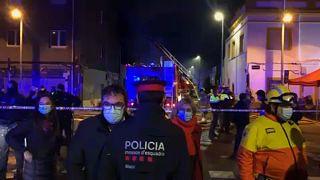 Трагедия в Бадалоне: в результате пожара на заброшенной фабрике погибли нелегальные мигранты