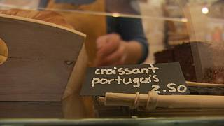 Portugiesischer Laden in Genf