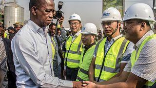 Zambie : une demande de prêt sur la table du FMI