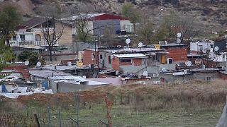 La Cañada Real, el mayor poblado chabolista de Europa