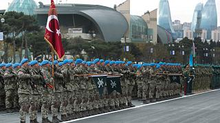 'رض عسكري - أذربيجان