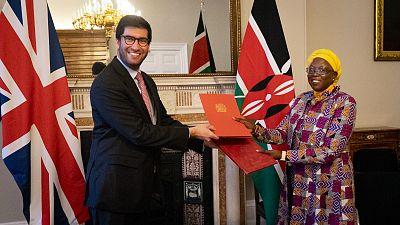 Kenya, United Kingdom sign trade agreement