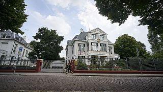 سفارت روسیه در لاهه