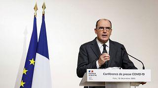 Le Premier ministre français, Jean Castex, le 10 décembre 2020.