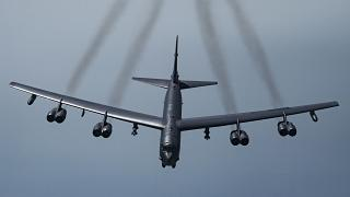 بمب افکن بی۵۲اچ استراتوفورترس