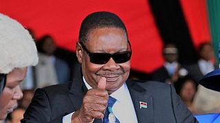 Malawi's ex-president Mutharika runs to court over frozen bank accounts