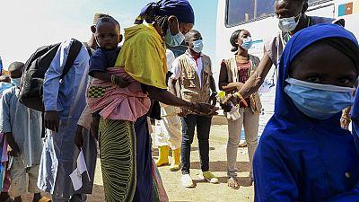 RCA : Des réfugiés rentrent au pays pour voter