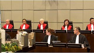 المحكمة الدولية الحاصة بلبنان