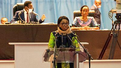 RDC : Destitution de la Présidente de l'Assemblée nationale