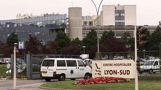 مستشفى ليون جنوب في فرنسا