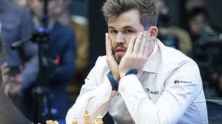 Magnus Carlsen, Norwegian chess grandmaster and the current World Chess Champion