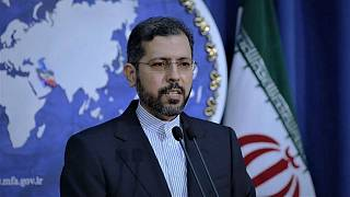 سعید خطیب زاده، سخنگوی وزارت خارجه ایران