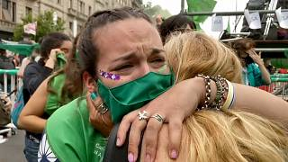 Reax as Argentina lower house OKs abortion bill