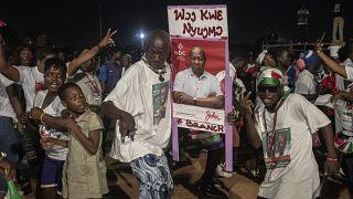 John Mahama conteste sa défaite aux législatives