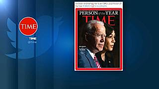 Biden, Harris named Time persons of the year