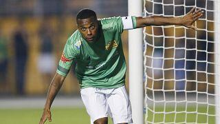 Der brasilianischen Fußball-Nationalspieler Robinho