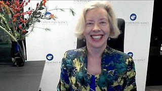 La direttrice esecutiva dell'EMA, Emer Cooke