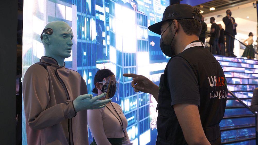 Feira de tecnologia e inovação mostrou o futuro no Dubai