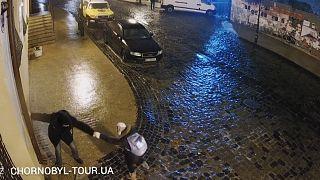 Pavements present major hurdle in icy Ukraine