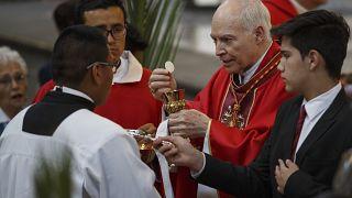 Mexico City Başpiskoposu Carlos Aguiar