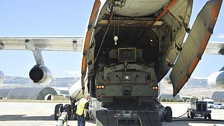 S-400 savunma sistemi