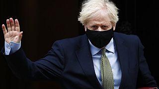 Boris Johnson comenta falta de acordo com a UE