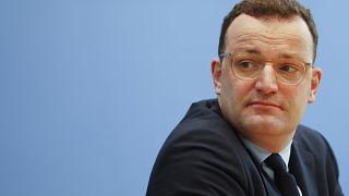 Bundesgesundheitsminsiter Jens Spahn