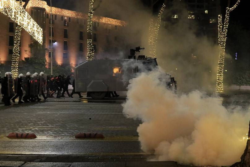 Hektor Pustina/AP Photo