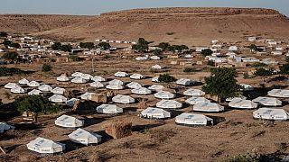 Séparée par la guerre du Tigré, une famille est réunie au Soudan