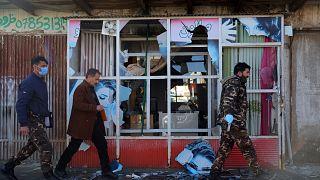 Afganistan'ın başkenti Kabil'de roketli saldırı