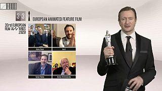Η απονομή των Ευρωπαϊκών Βραβείων Κινηματογράφου