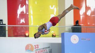 Avrupa Erkekler Artistik Jimnastik Şampiyonası
