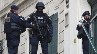 رجال شرطة-النمسا