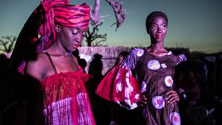Dakar Fashion Week dazzles under baobab trees