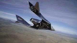 Space Ship Two soll bereits 2021 Passagiere in die Schwerelosigkeit befördern