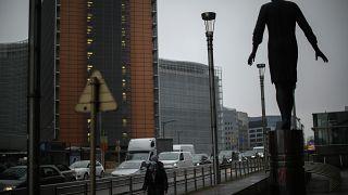 Der Verhandlungsort in Brüssel